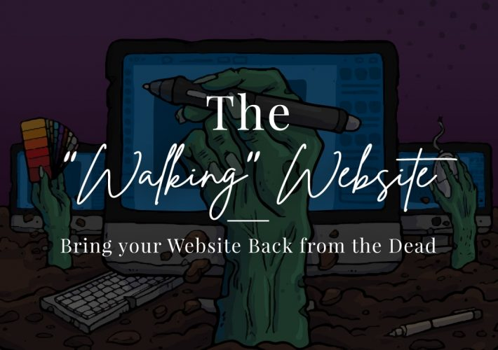 bring your website back from the dead
