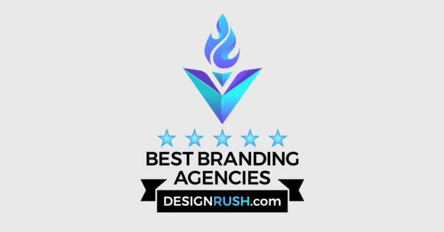 blog named a best branding agency
