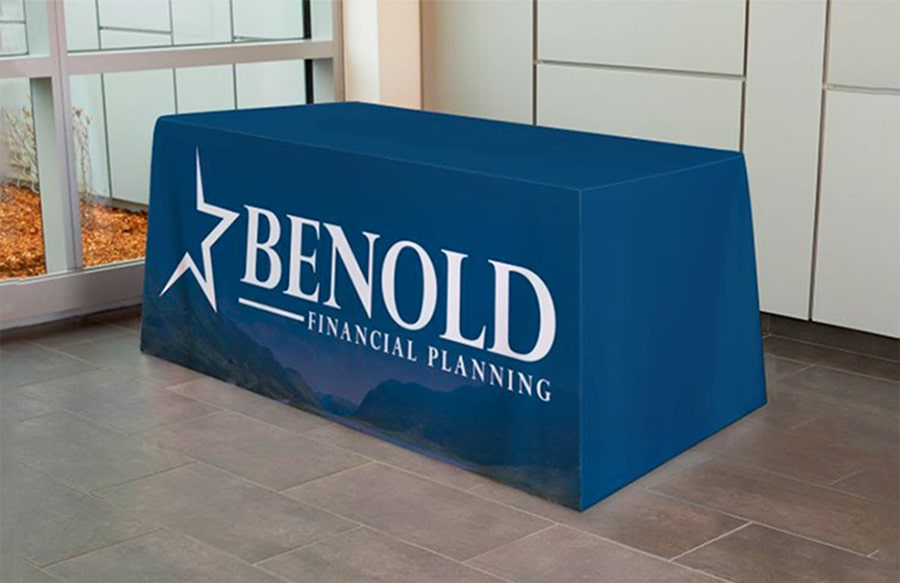 benold custom tablecloth