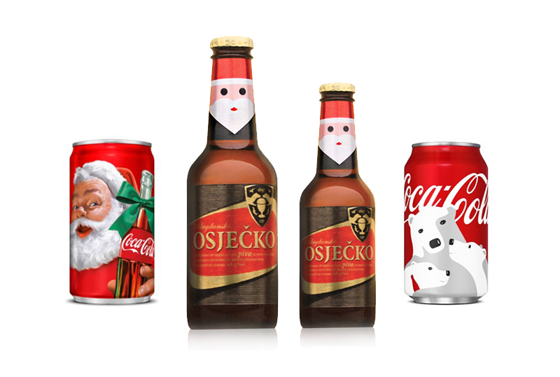 christmas beverages