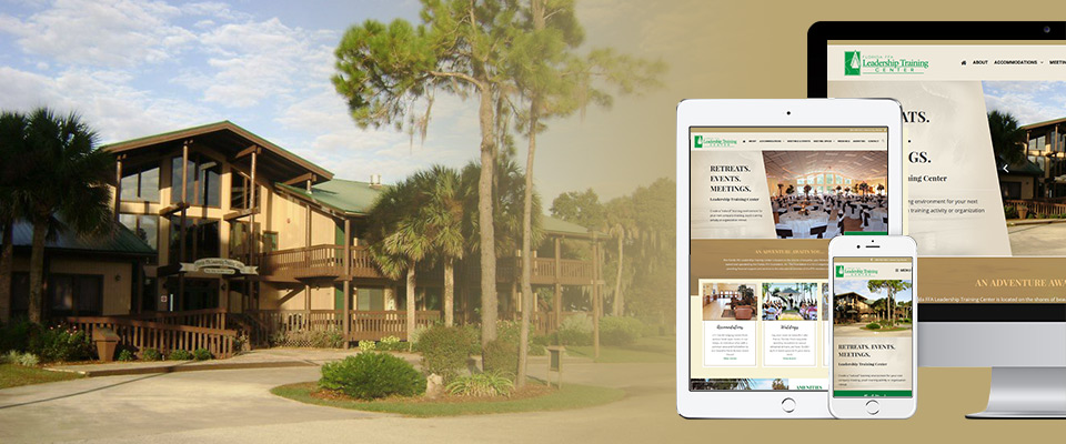 florida ffa leadership training center wordpress responsive design