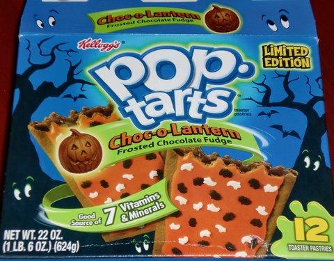 pop tart halloween