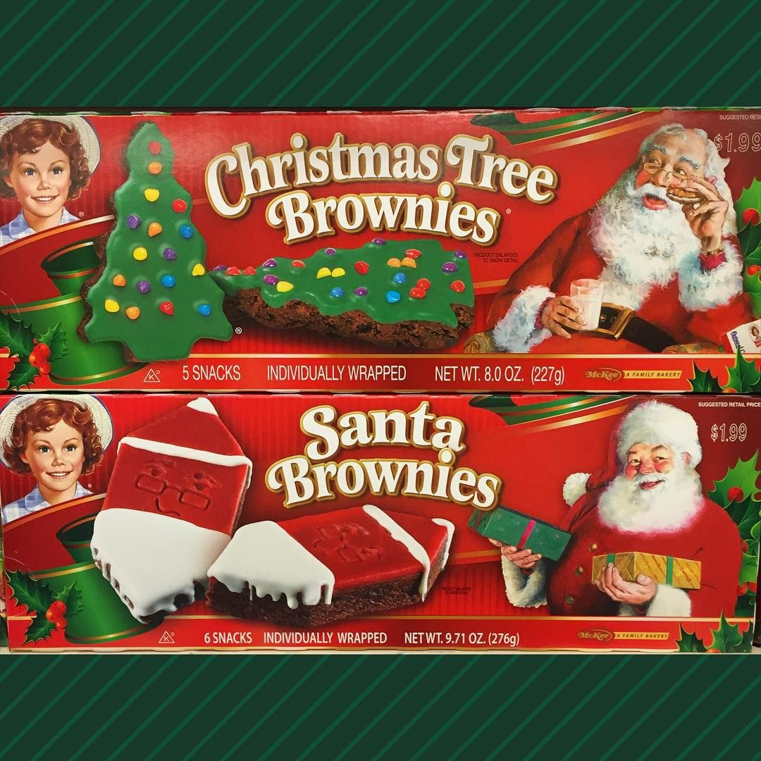 little debbie christmas packaging