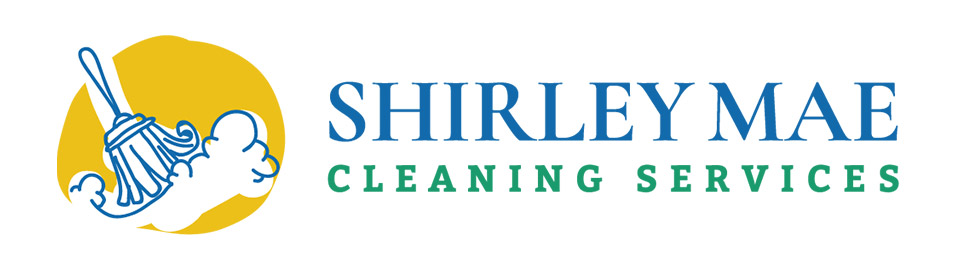 shirley mae cleaning service logo