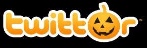 twitter halloween logo