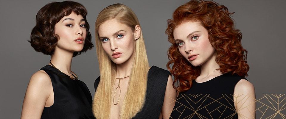 riccio hair models