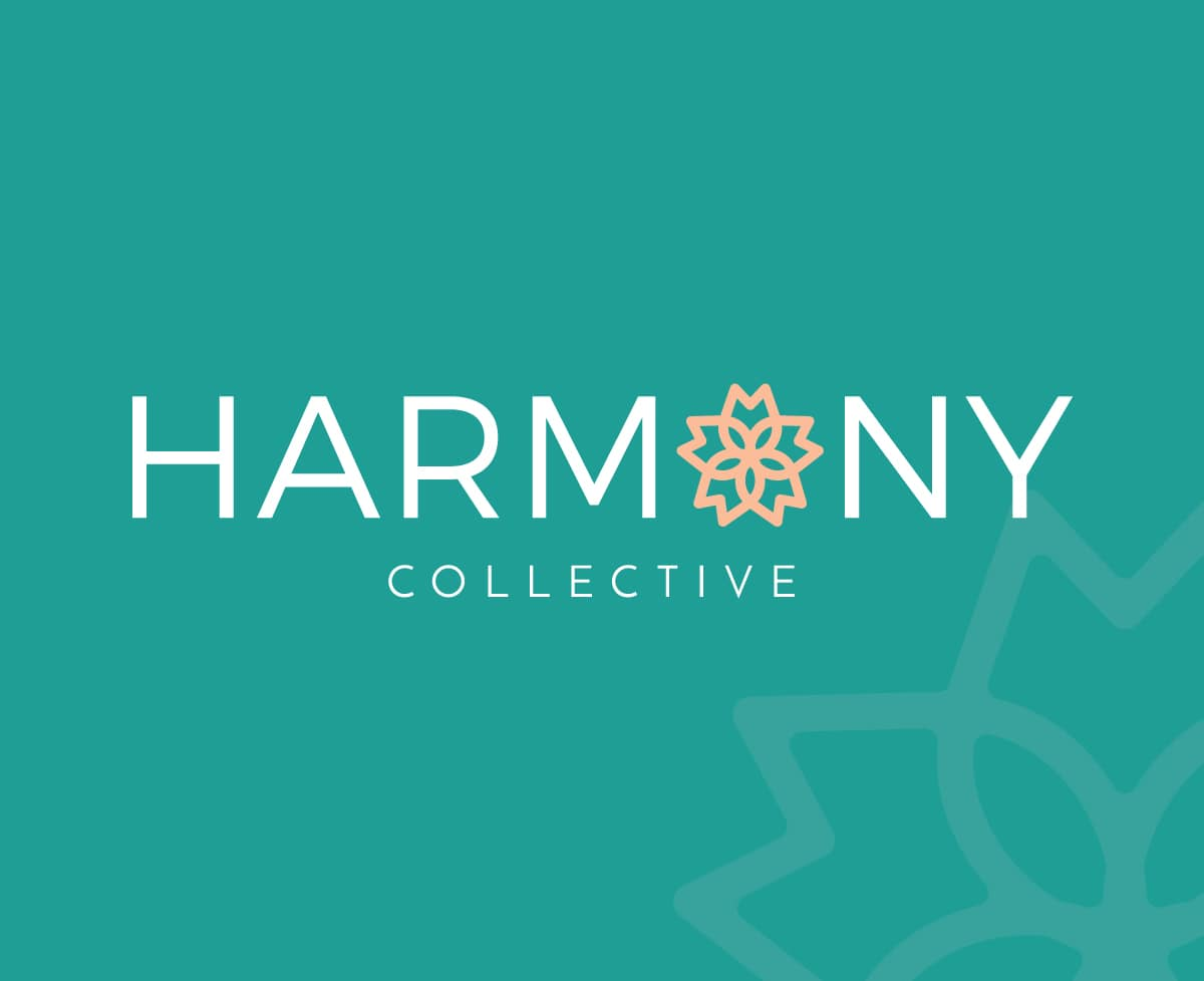 Harmony Collective logo design