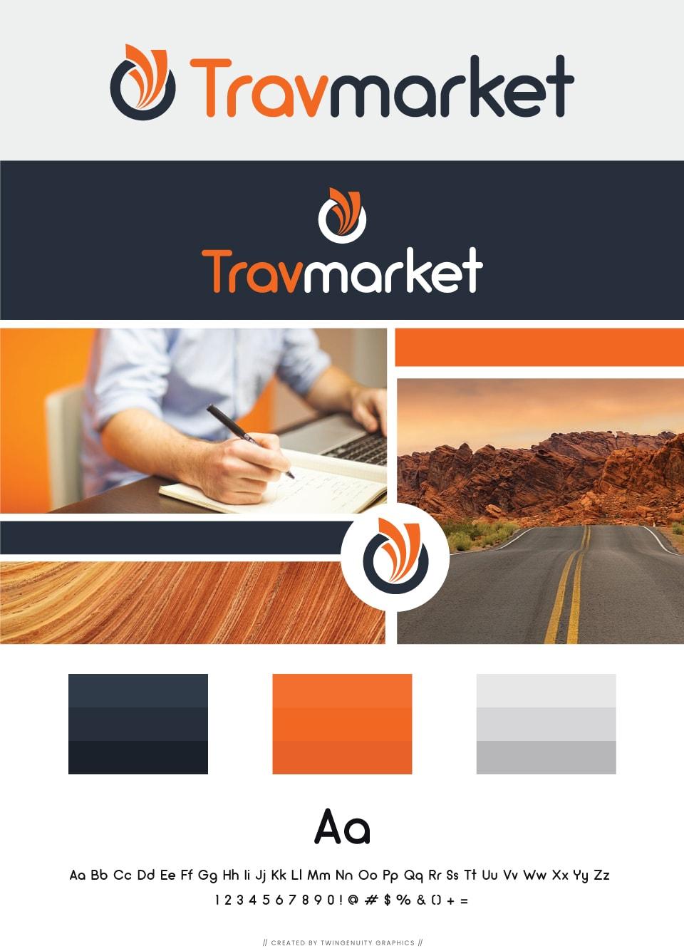 branding board for travmarket