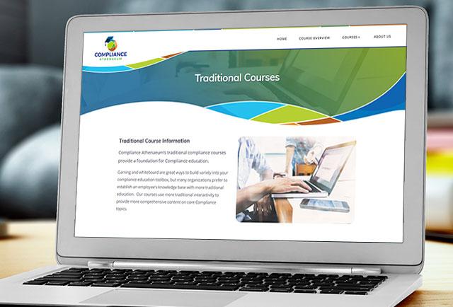 compliance athenaeum courses web page
