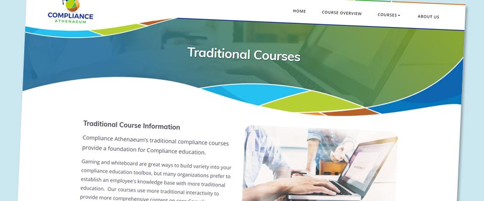 compliance athenaeum wordpress development