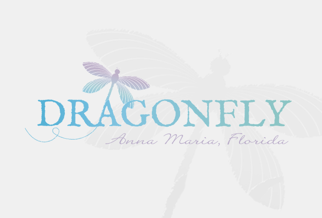 dragonfly logo design