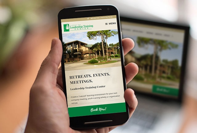 florida leadership training center mobile website