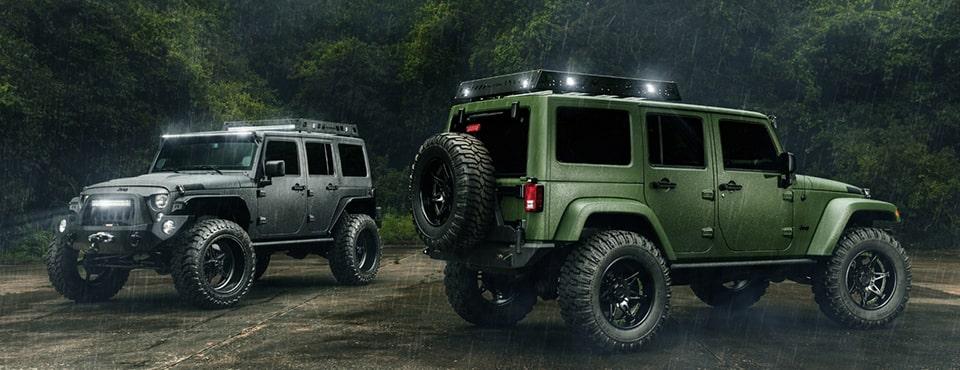 offroad jeeps