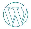 wordpress website development icon