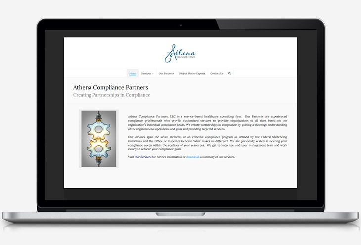 before and after - athena compliance - before