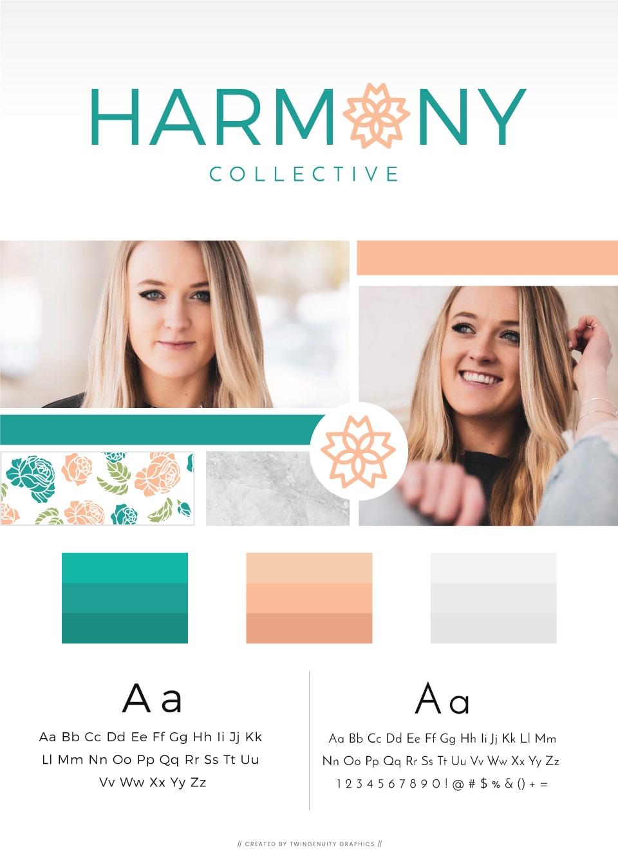 branding-board-harmony