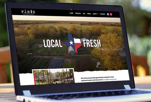 paris natural farms portfolio